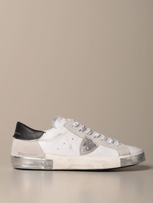 Philippe Model Prsx Sneakers In Leather