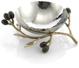 Michael Aram Olive Branch Gold Nut Bowl