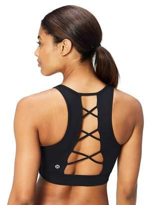 Core Products Core 10 Women's Lattice Yoga Sports Bra
