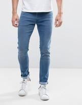 Lee Luke Skinny Jeans Blue Dust