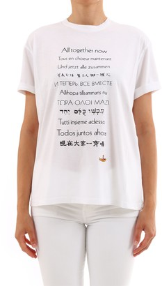 Stella McCartney T-shirt all Togther Now