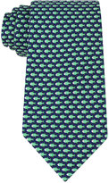 Tommy Hilfiger Men's Micro Fish Print Tie