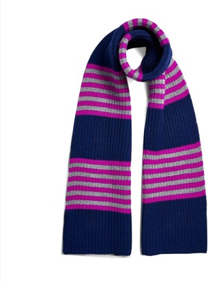 Laetly Out Of Office Merino Wool Scarf