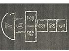 Hopscotch Rug 4'x6'.