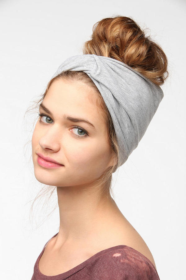 Urban Outfitters Jersey Headwrap