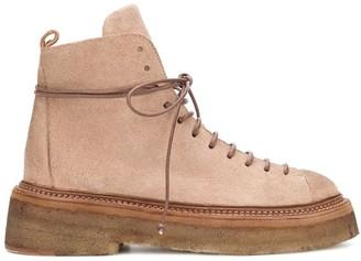 Marsèll thick-sole combat boots