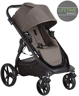 Baby Jogger City Premier Single Stroller Taupe