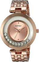 Ellen Tracy Women's ET5199RG Dial Classic Ladies Watch