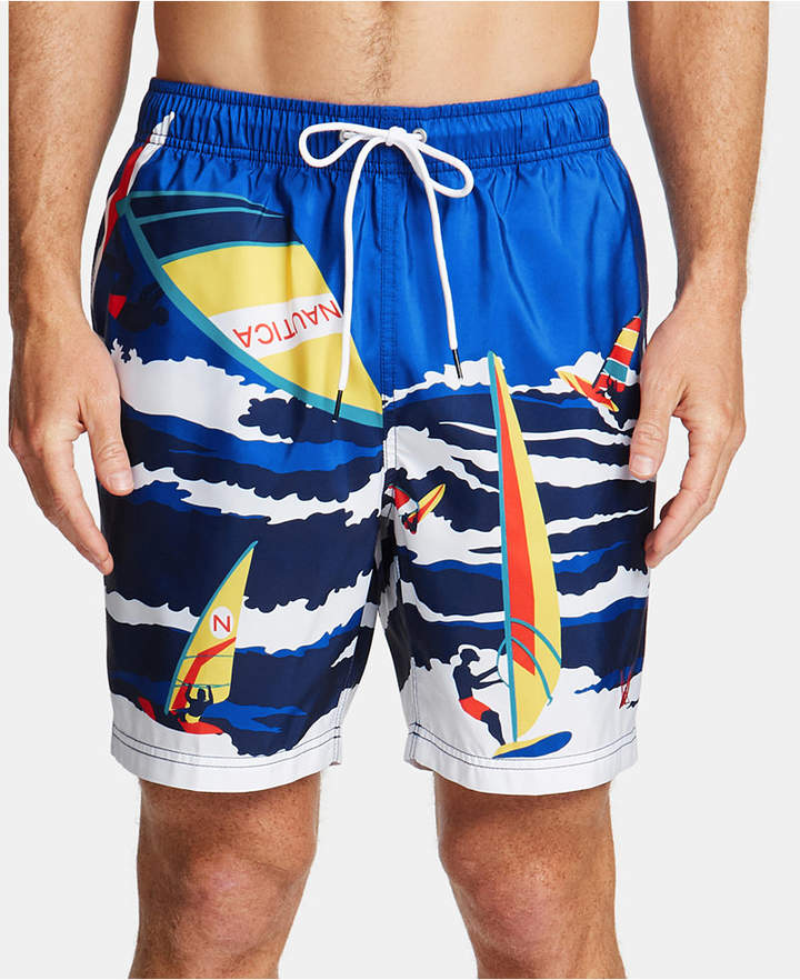 d7fc80777d Nautica Men's Swimsuits - ShopStyle