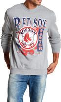 Mitchell & Ness MLB Boston Red Sox Fleece Crew Neck Sweater