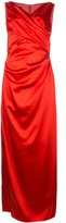 Talbot Runhof Movie evening dress - women - Polyamide/Polyester/Acetate/Spandex/Elastane - 36