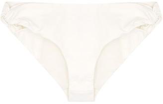 Marysia Swim Venice off-white bikini briefs