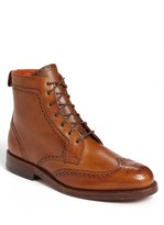 Allen Edmonds Men's 'Dalton' Water Resistant Wingtip Boot