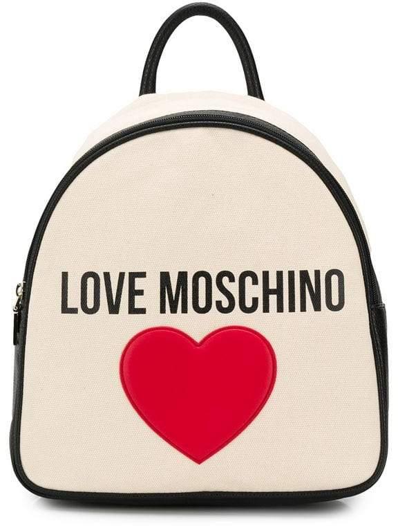 b6d85ff98a9 Love Moschino Heart Bag - ShopStyle