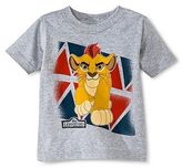 Disney Toddler Boys' The Lion Guard Tee Shirt - Gray Heather