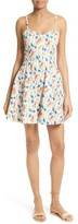 Alice + Olivia Women's Nella Stretch Cotton Slipdress