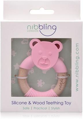 Nibbling Bear Teething Toy