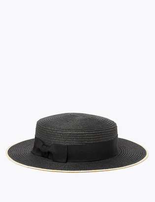 Marks and Spencer Boater Sun Hat