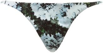 Fleur Du Mal Luxe V-string thong