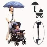 YTQ Golf Umbrella Holder Baby Trolley Umbrella Stand For Wheelchair Bike Buggy Cart Baby Pram