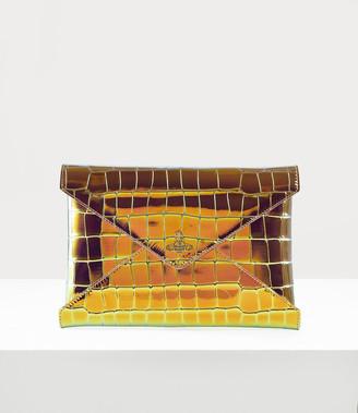Vivienne Westwood Bella Pouch Iridescent/Brass