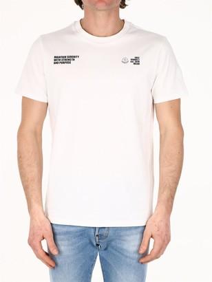 MONCLER GENIUS Moncler 1952 Slogan Printed T-Shirt
