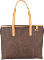 Etro paisley print shopping bag