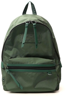 Marc Jacobs Logo Patch Large Backpack
