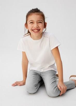 MANGO Skinny jeans light blue - 5 - Kids