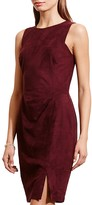 Lauren Ralph Lauren Faux Suede Dress