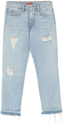 Heron Preston Denim pants