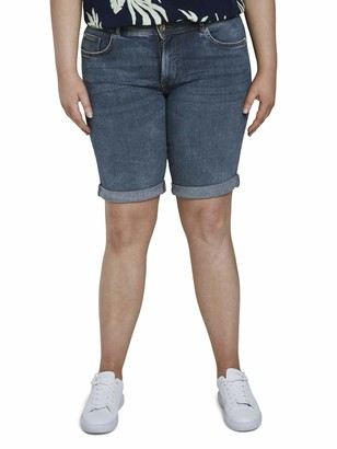 TOM TAILOR MY TRUE ME Women's Denim Shorts