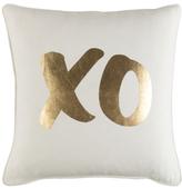 Artistic Weavers Glyph XO Pillow