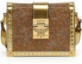 MCM 'Mini Mitte - Kristall' Swarovski Crystal Embellished Leather Crossbody Bag