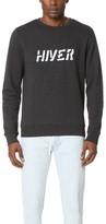 A.P.C. Winter Sweatshirt
