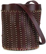 Paco Rabanne iconic chain crossbody bag