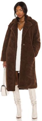 BB Dakota Paddington Faux Fur Coat