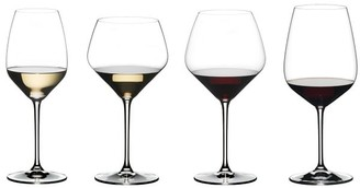 Pottery Barn Riedel Extreme Wine Tasting Glasses, Set of 4