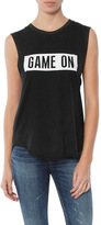 Feel The Piece Game On Cut Off Tee