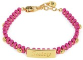 Juicy Couture Juicy Heart Beaded Bracelet