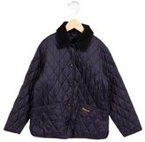 Barbour Boys' Lightweight Quilted Jacket