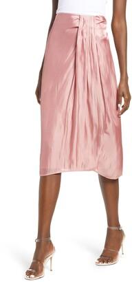 Endless Rose Metallic Skirt