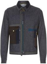 Kolor Appliqué Jacket