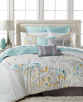 Baltic Linens Sahar 10-Pc. Queen Comforter Set