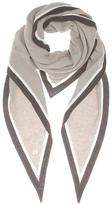 Loro Piana Summer Twice cashmere and silk scarf