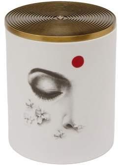 L'OBJET L'Objet Lobjet - Jasmin D'inde No. 6 Large Scented Candle - White Black