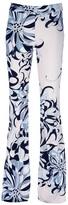 Emilio Pucci printed flared trouser