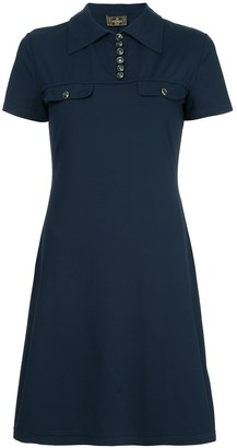 Fendi Pre-Owned polo shirt one piece
