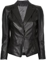 Sylvie Schimmel fitted blazer