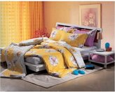 Natural Comfort Flower Talk Duvet Cover and Pillow Shams Set, Queen